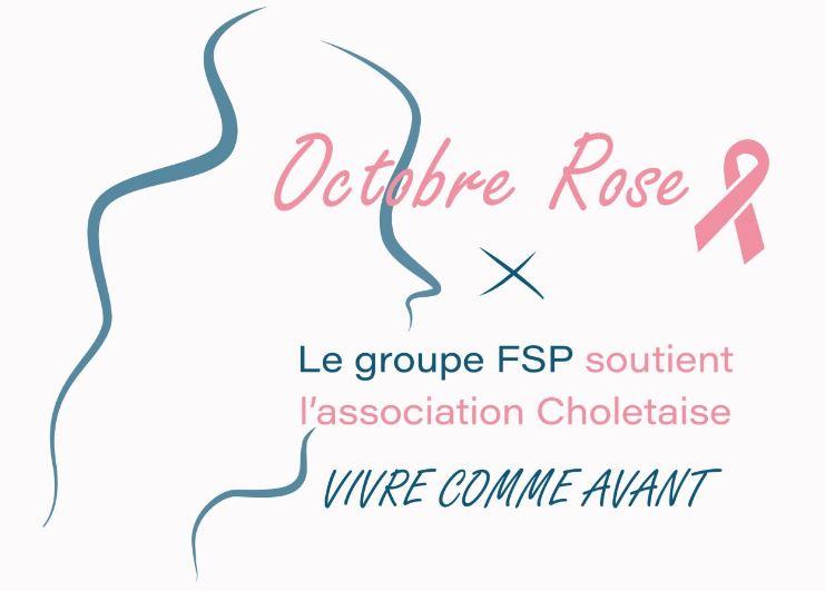Octobre Rose Groupe FSP