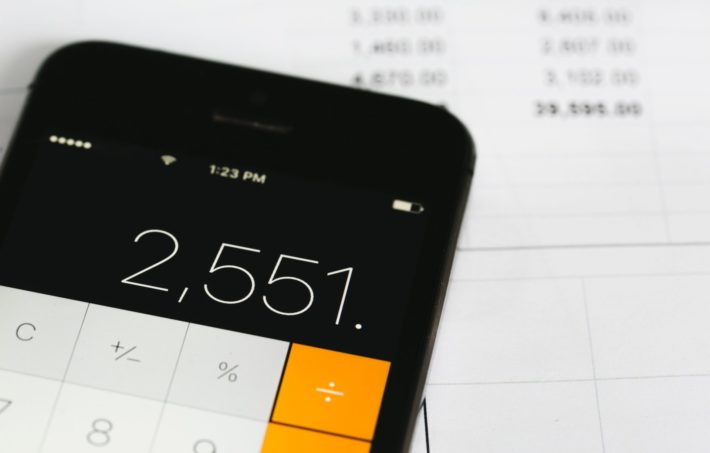 finance chiffre recouvrement taux honoraires